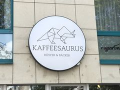 A photo of Kaffeesaurus
