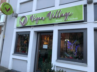 A photo of Vegan Village