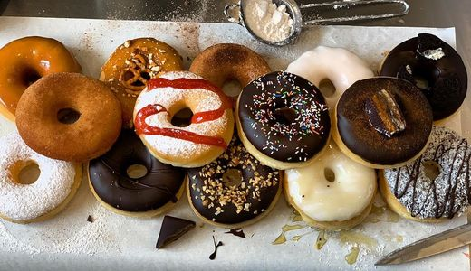 A photo of Royal Donuts