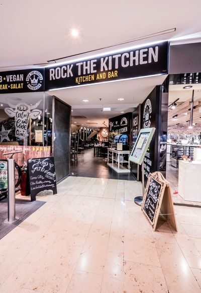 A photo of Rock the Kitchen