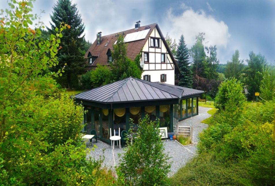 A photo of Pension Restaurant Im Grünen Tal