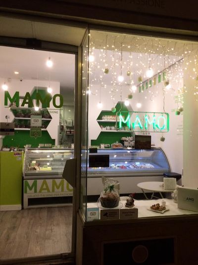 A photo of Mamo Gelato