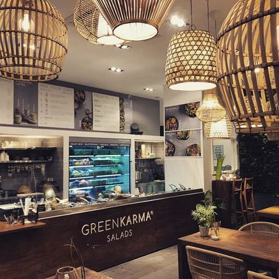 A photo of Greenkarma