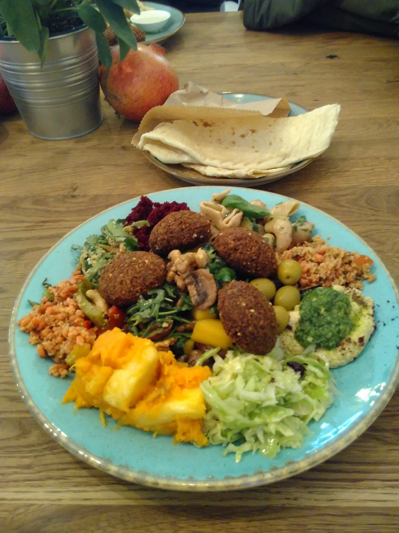 A photo of Falafel Shop