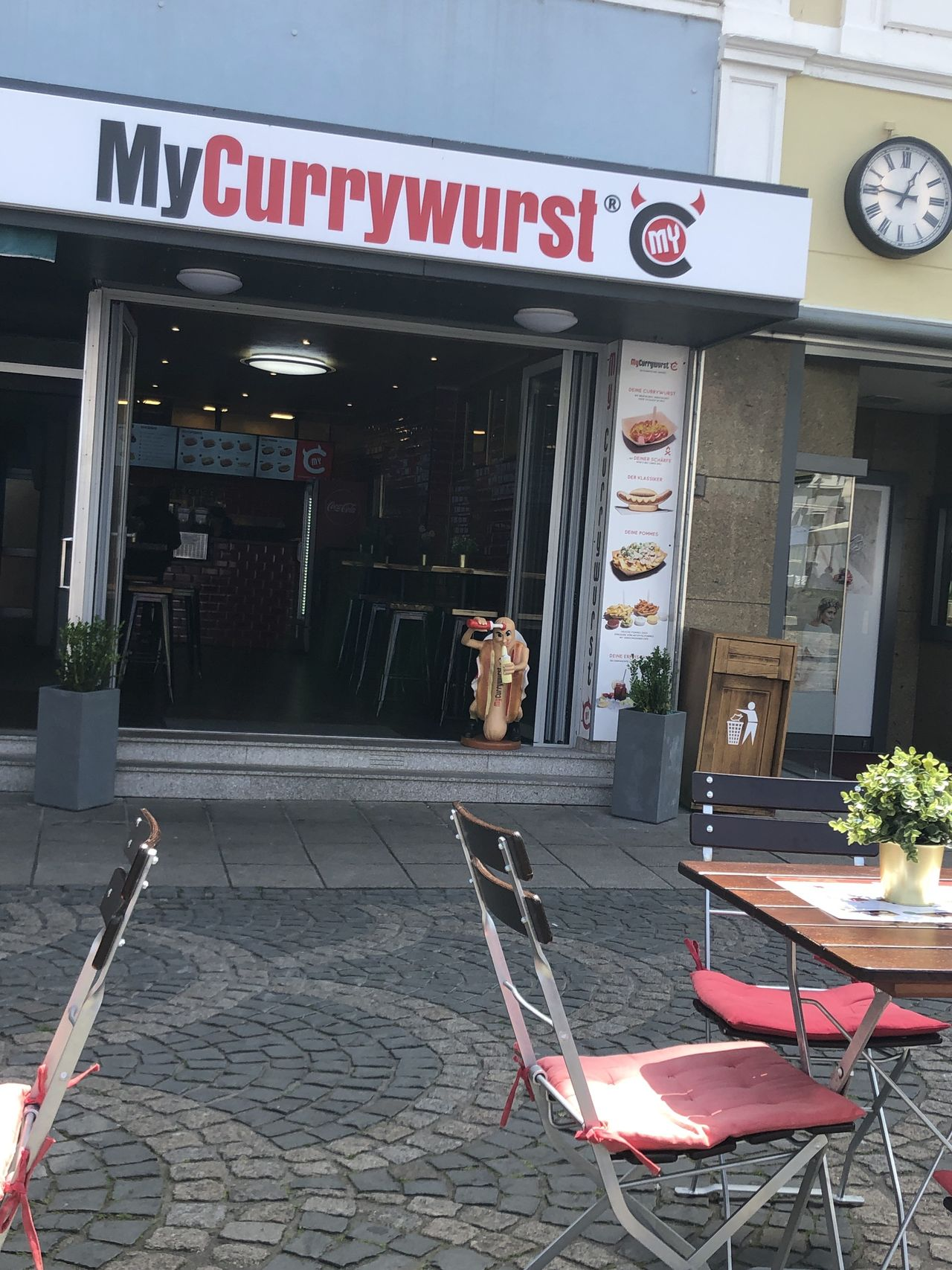 A photo of MyCurrywurst, Worms