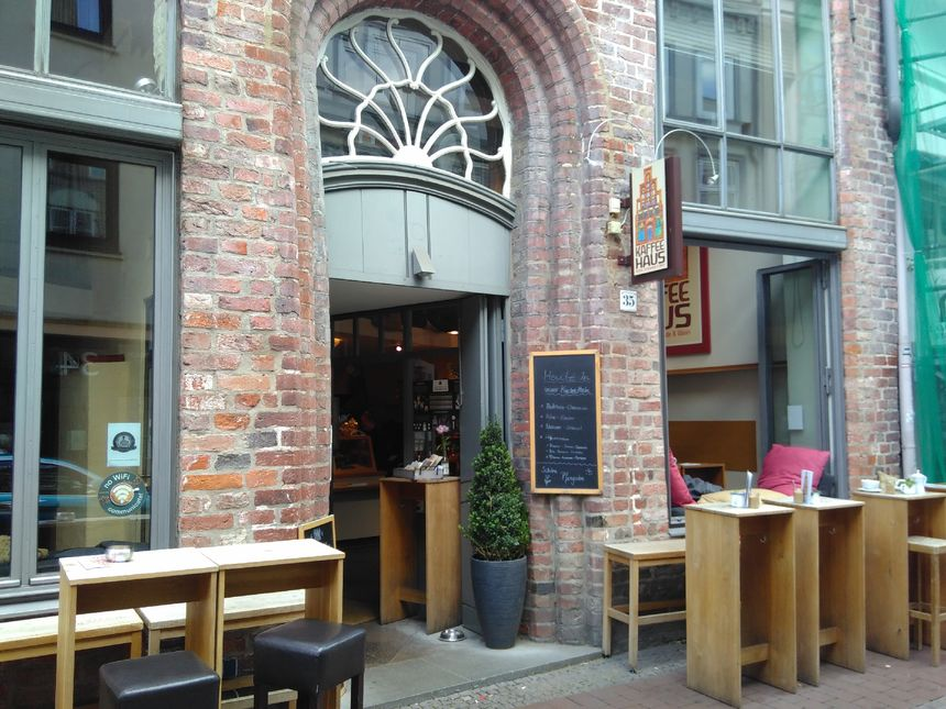 A photo of Kaffeehaus Lübeck