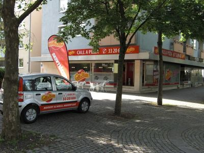 A photo of Call a Pizza, Ludwig-Ernst-Straße