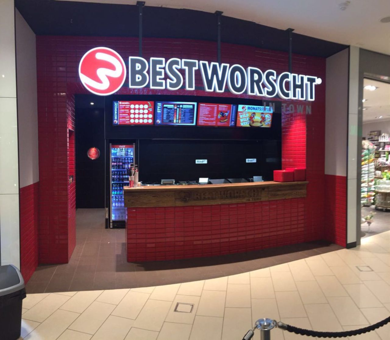 A photo of Best Worscht in Town, Hanau Forum