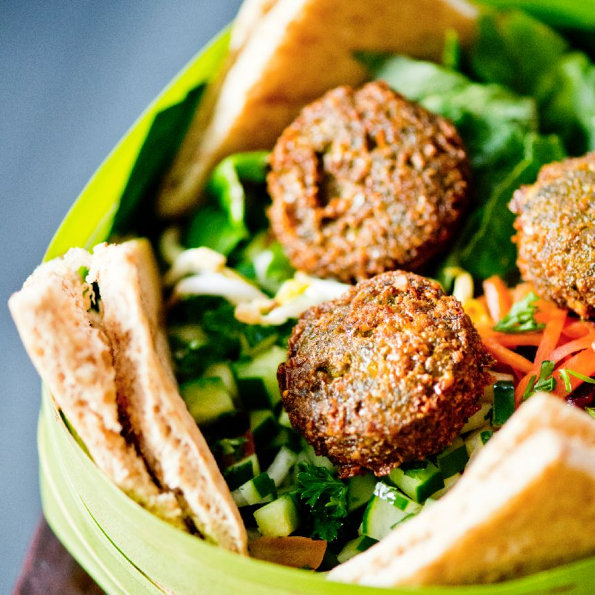 A photo of Warung Falafel