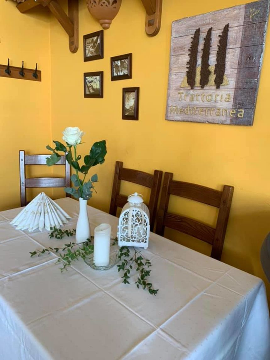 A photo of Trattoria Mediterranea