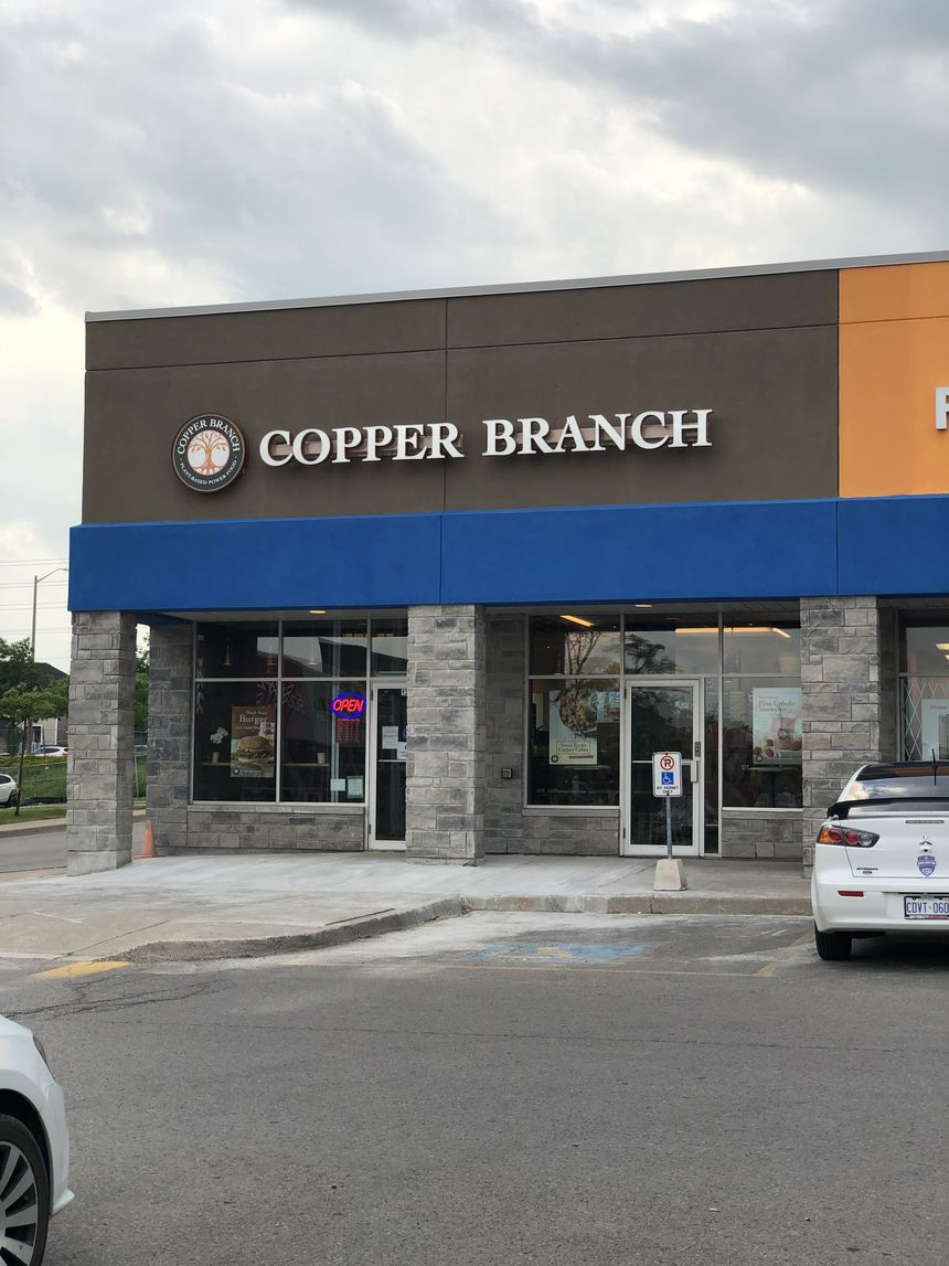 A photo of Copper Branch, Bowmanville