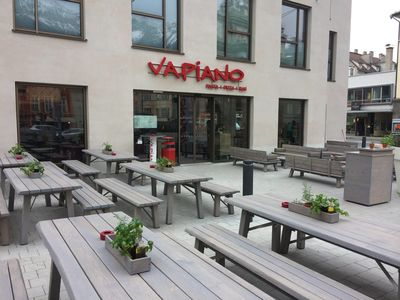 A photo of Vapiano, Leopoldstraße