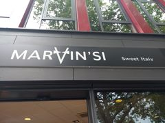 A photo of Marvin's sweet Italy