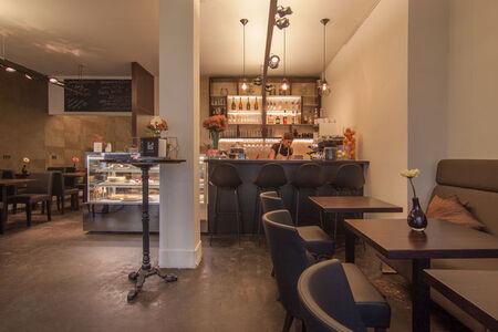 A photo of Café LIST