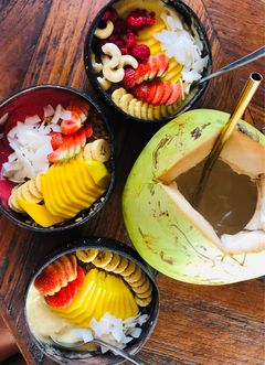 A photo of Nalu Bowls, Shelter Café Bali