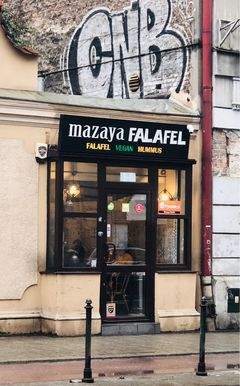 A photo of Mazaya Falafel