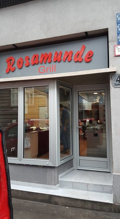 A photo of Rosamunde, Leonhardstraße