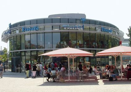 A photo of Florida Eiscafé, Altstädter Ring
