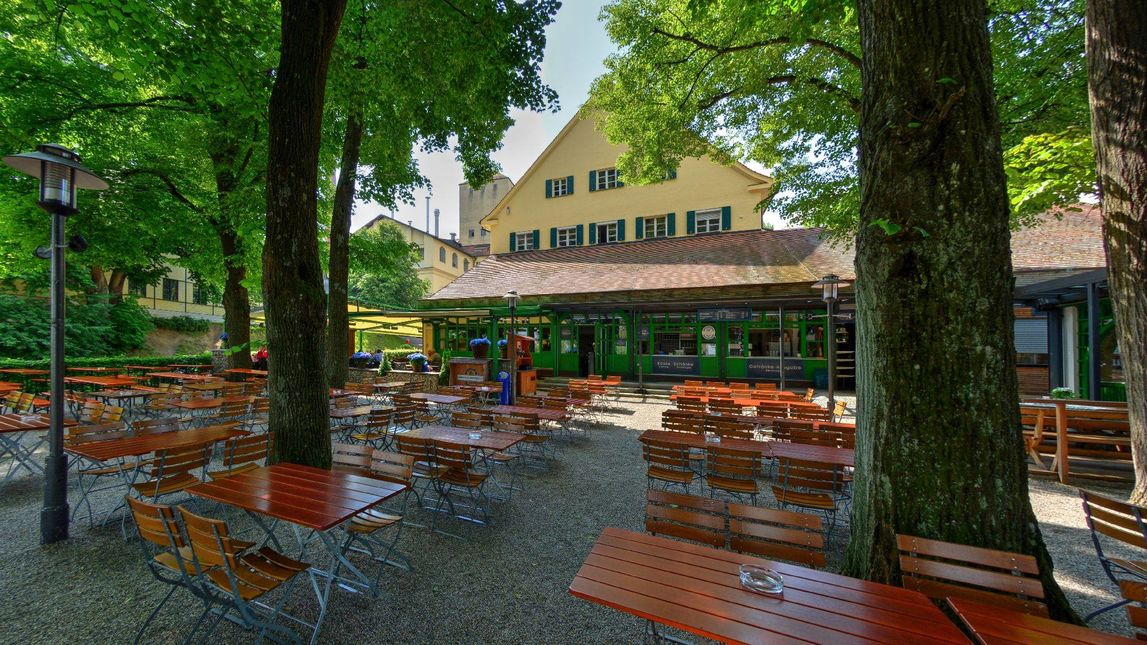 A photo of Bräustüberl Weihenstephan