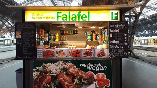 A photo of Falafel Ali1