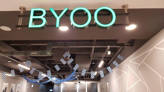 A photo of Byoo Organic Kitchen