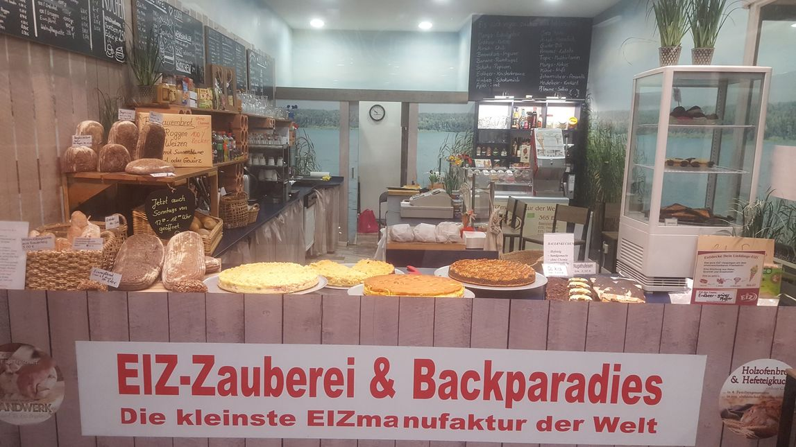 EIZ-Zauberei & Backparadies