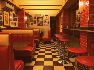 A photo of Meyers Diner
