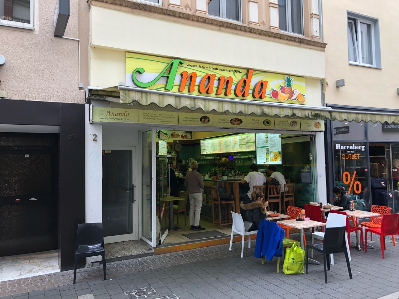 A photo of Ananda