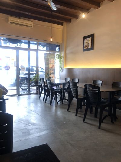 A photo of Veggielicious Cafe