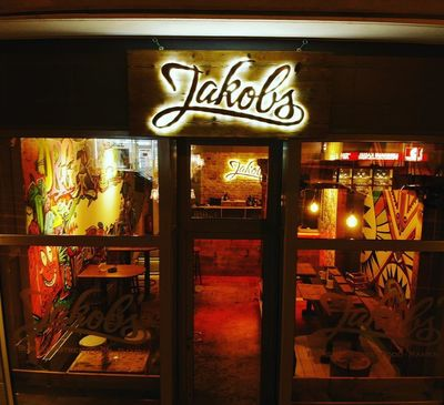 A photo of Jakob's