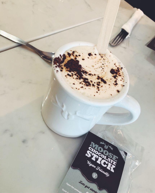 Moose Coffee, York Street