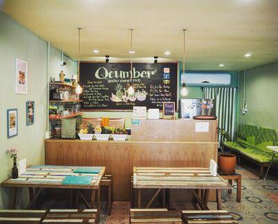 A photo of Qcumber