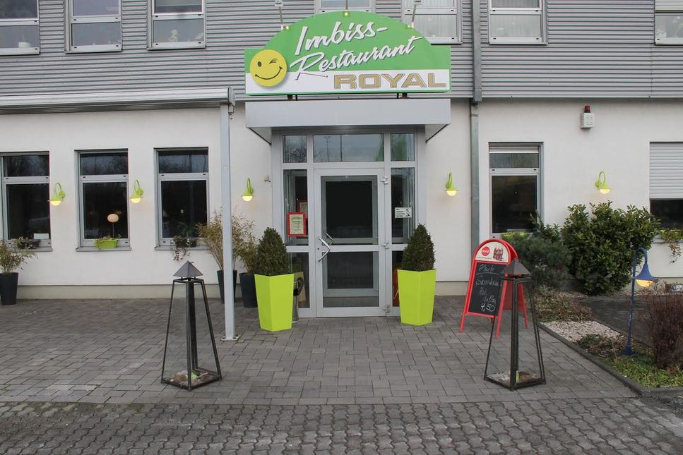 Imbiss-Restaurant Royal