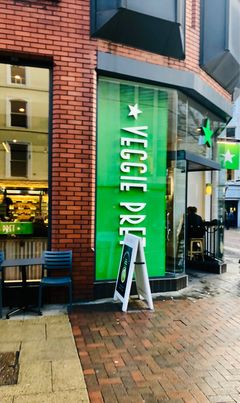 A photo of Veggie Pret, Deansgate