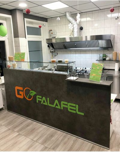 A photo of Go Falafel