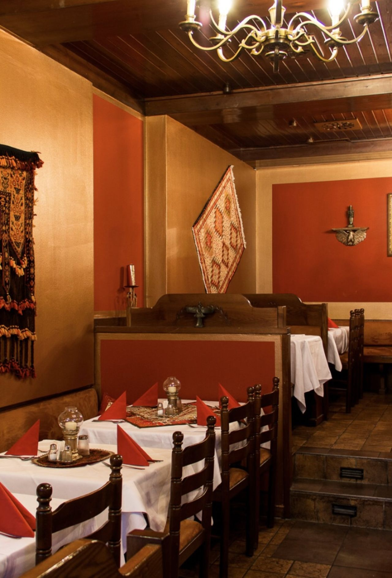 A photo of Persian Restaurant