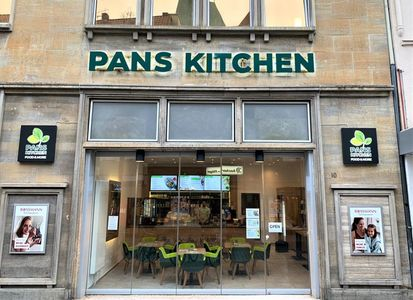 A photo of Pans Kitchen, Hildesheim