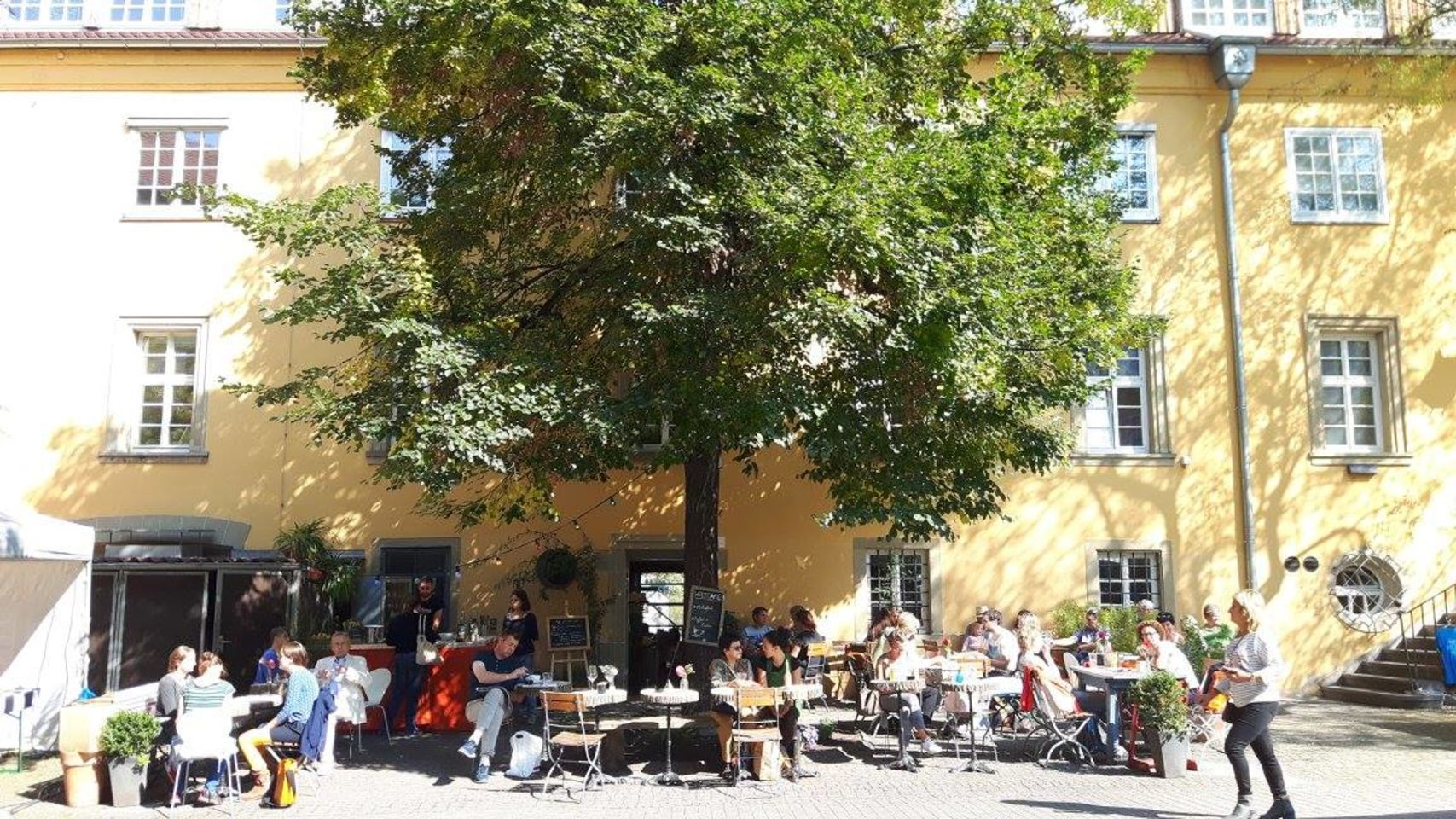A photo of Weltcafé Stuttgart