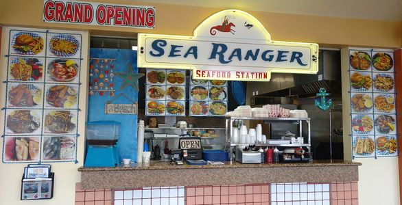 A photo of Sea Ranger Seafood Station