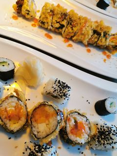 A photo of Sushi King