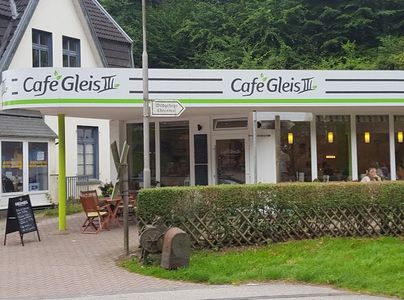 A photo of Café Gleis III