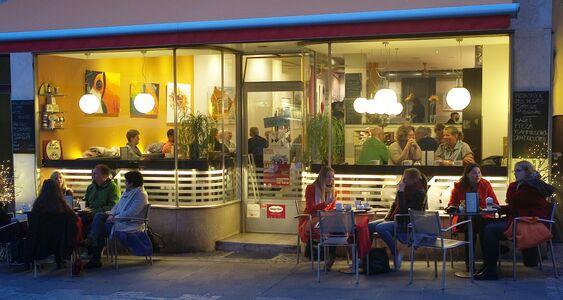 A photo of Café M