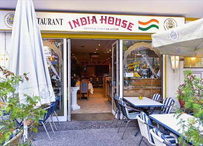 A photo of India House