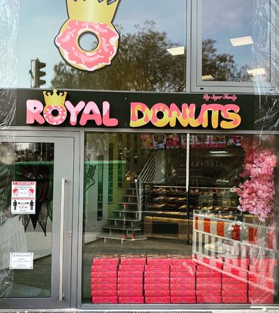 A photo of Royal Donuts, Moers