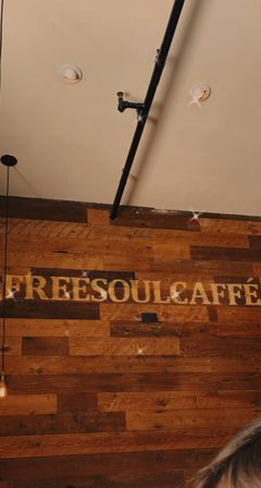 A photo of Freesoulcaffé