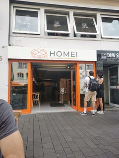 A photo of Homei
