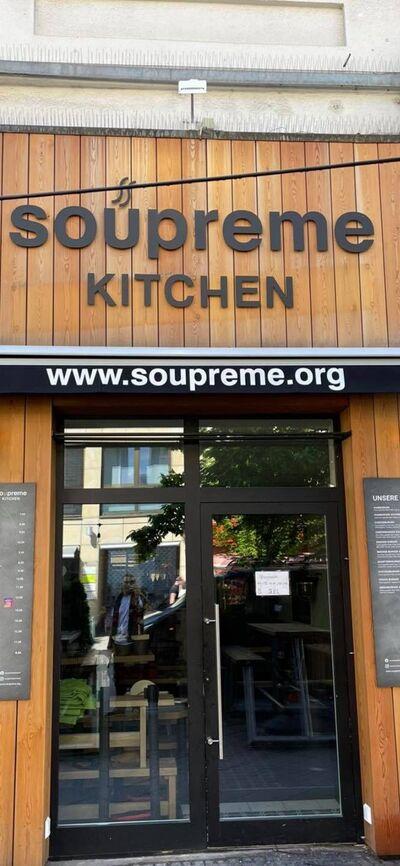 A photo of Soupreme Kitchen